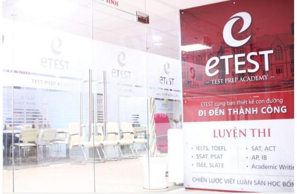 ETEST - Trung tâm luyện thi IELTS hàng đầu