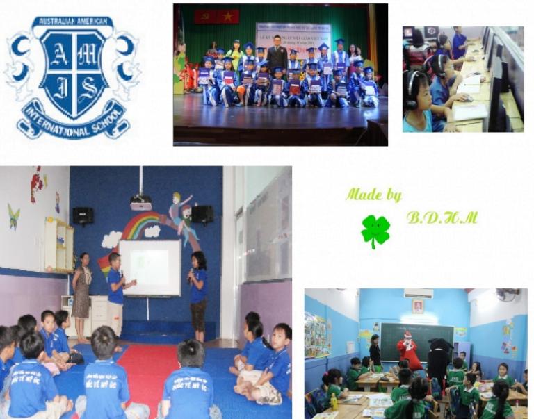 Trường Dân lập Quốc tế Mỹ Úc - AMIS