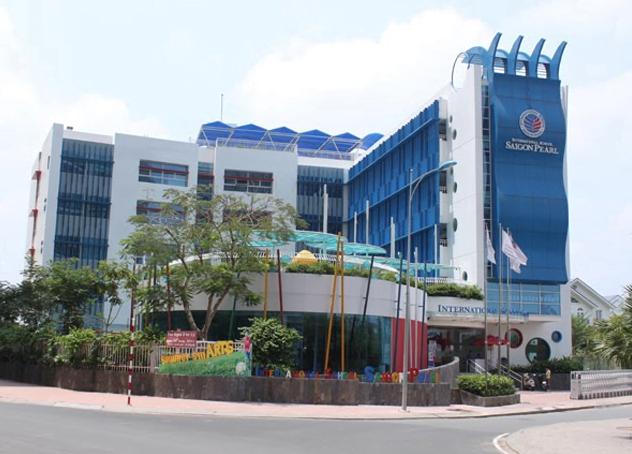 Trường Quốc tế Sài Gòn Pearl( ISSP)