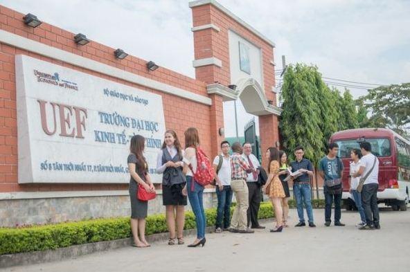 Trường Đại học Kinh tế – Tài chính TP.HCM