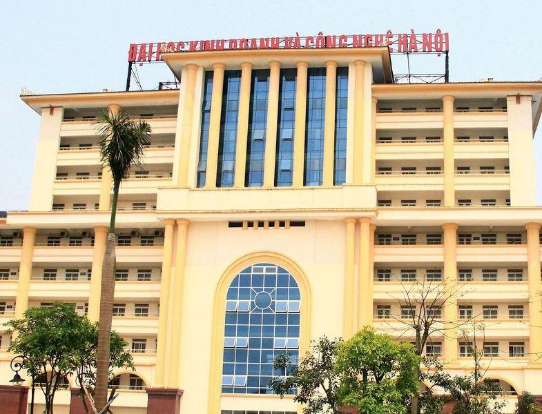Trường Đại học Kinh doanh và Công nghệ Hà Nội